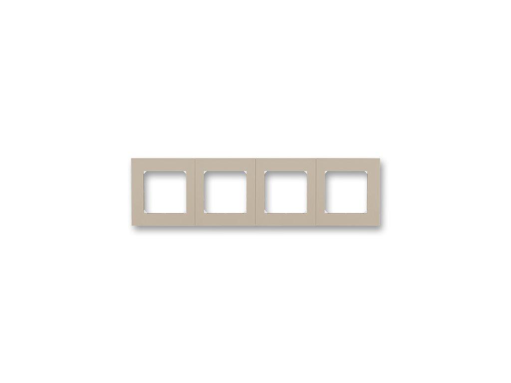 ABB LEVIT 3901H-A05040-18 macchiato/bílá