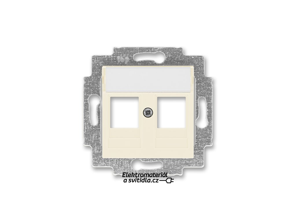 ABB LEVIT 5014H-A01018-17 slonová kost/bílá