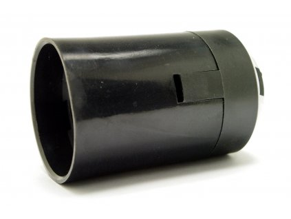 DESKO objímka E27 1351-13000 černá