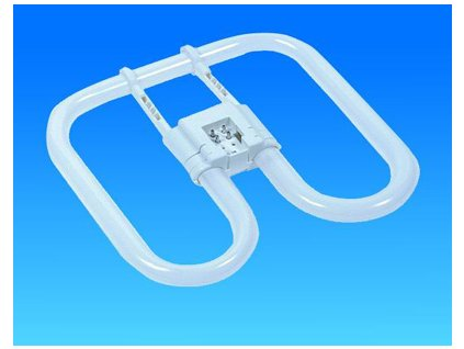 OPPLE 2D 16W/ 4000 úsporná zářivka