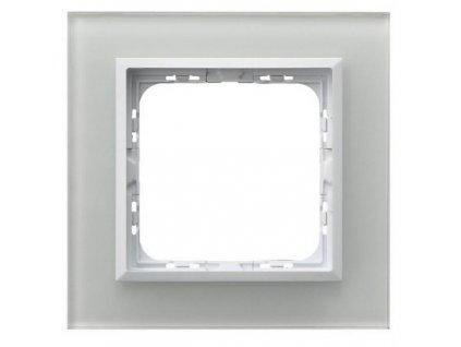 OSPEL Sonáta rámeček bílé sklo
