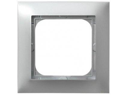 OSPEL Impresja rámeček stříbrná