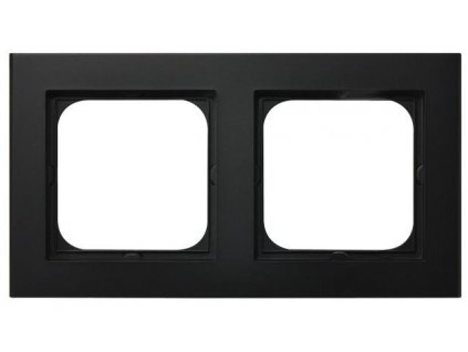 OSPEL Sonáta dvojrámeček černý