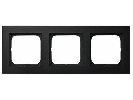 OSPEL Sonáta trojrámeček černý