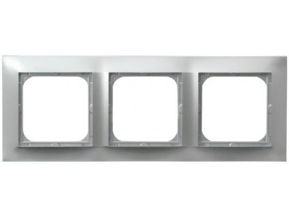 OSPEL Impresja trojrámeček stříbrný