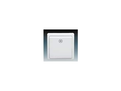 ABB 3553-80289B1 Ovládač (tlačítko) zapínací Classic