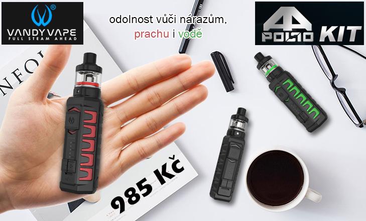 NOVINKA - Vandy Vape Apollo Kit - 985 Kč