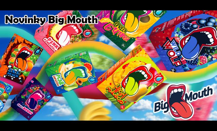 Novinky Big Mouth!