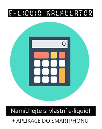 E-liquid kalkulátor
