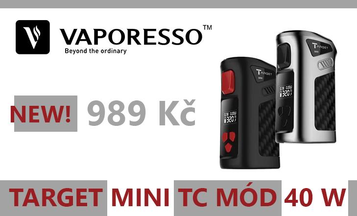 Vaporesso TARGET MINI TC MÓD 40 W