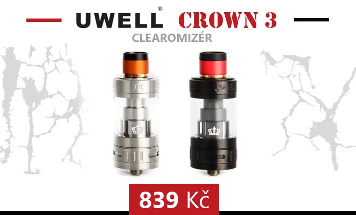 Clearomizér Uwell Crown 3