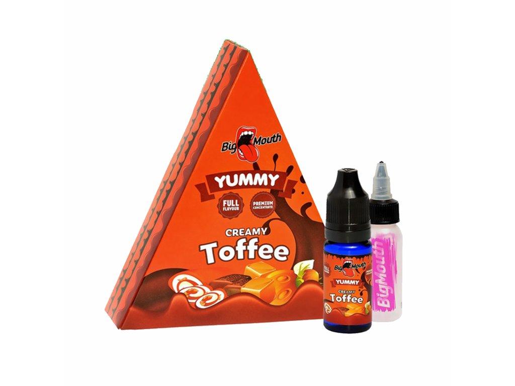 Big Mouth Yummy CREAMY TOFFEE