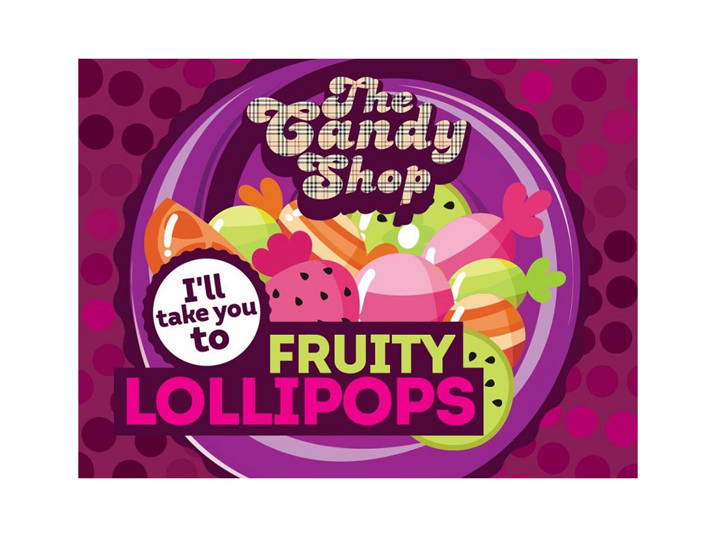 Fruity lolipops