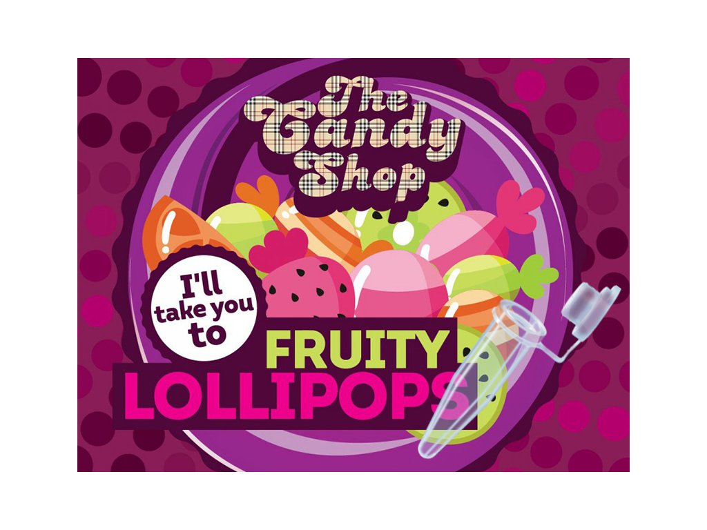 Fruity lolipops test