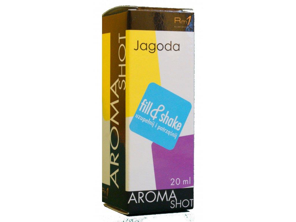 Aroma SHOT Rm1 Borůvka
