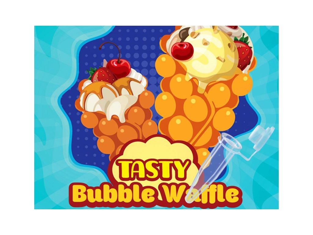 Buble Waffle test