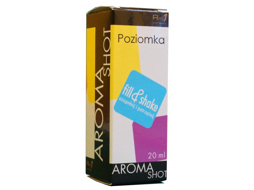 Aroma SHOT Rm1 LESNÍ JAHODA 20 ml, 0 mg