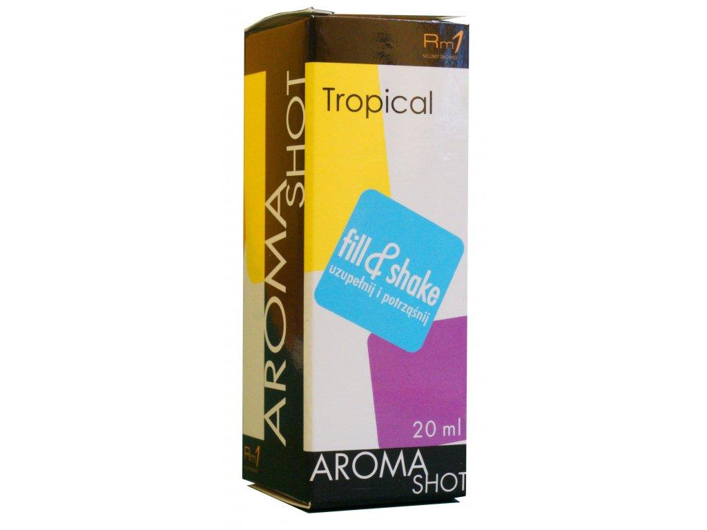 Aroma SHOT Rm1 TROPICAL 20 ml, 0 mg