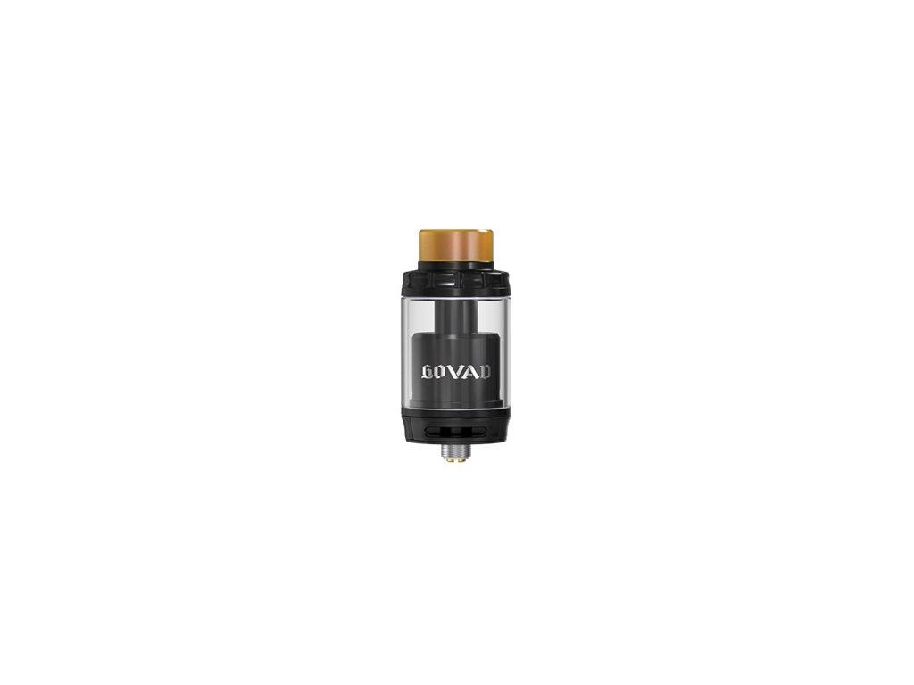 Vandy Vape GOVAD RTA CLEAROMIZÉR 4 ml, Černá
