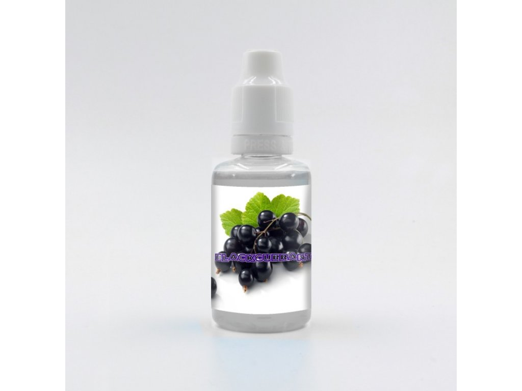 Vampire Vape Flavour BLACKCURRANT 30 ml
