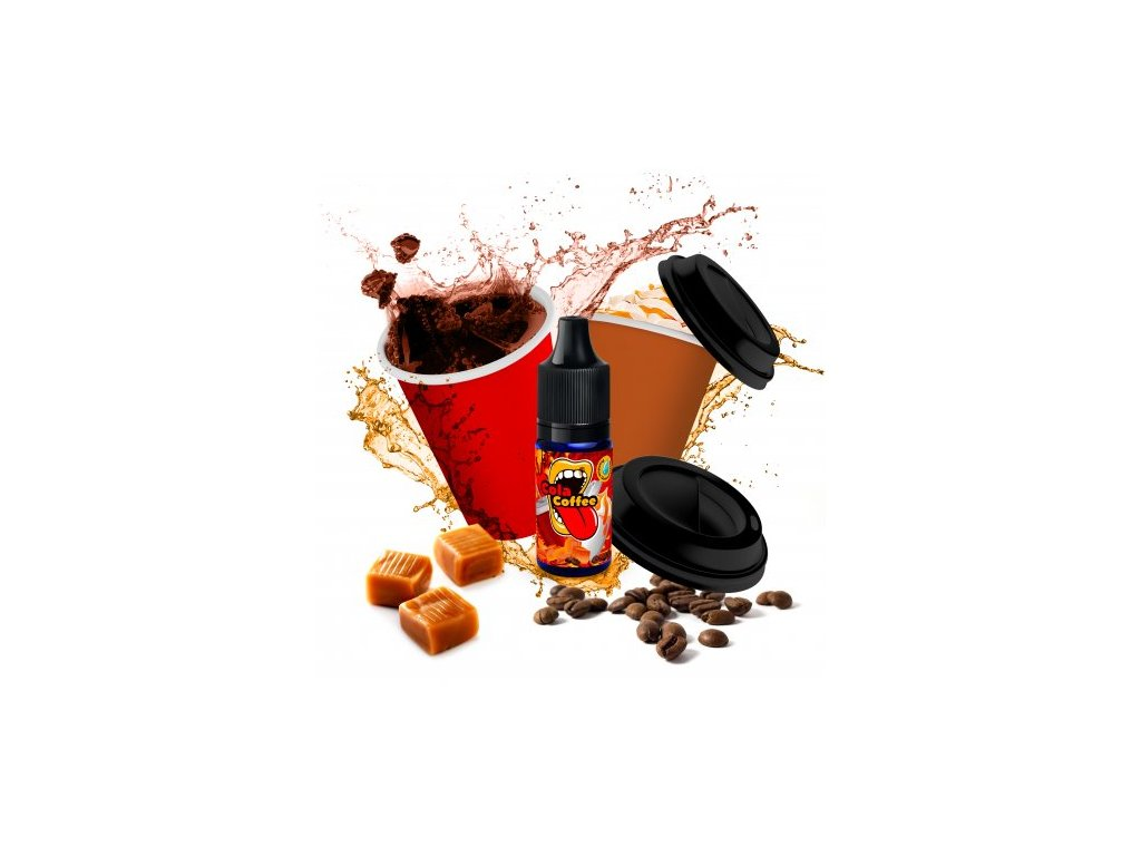 prichut big mouth classical cola coffee