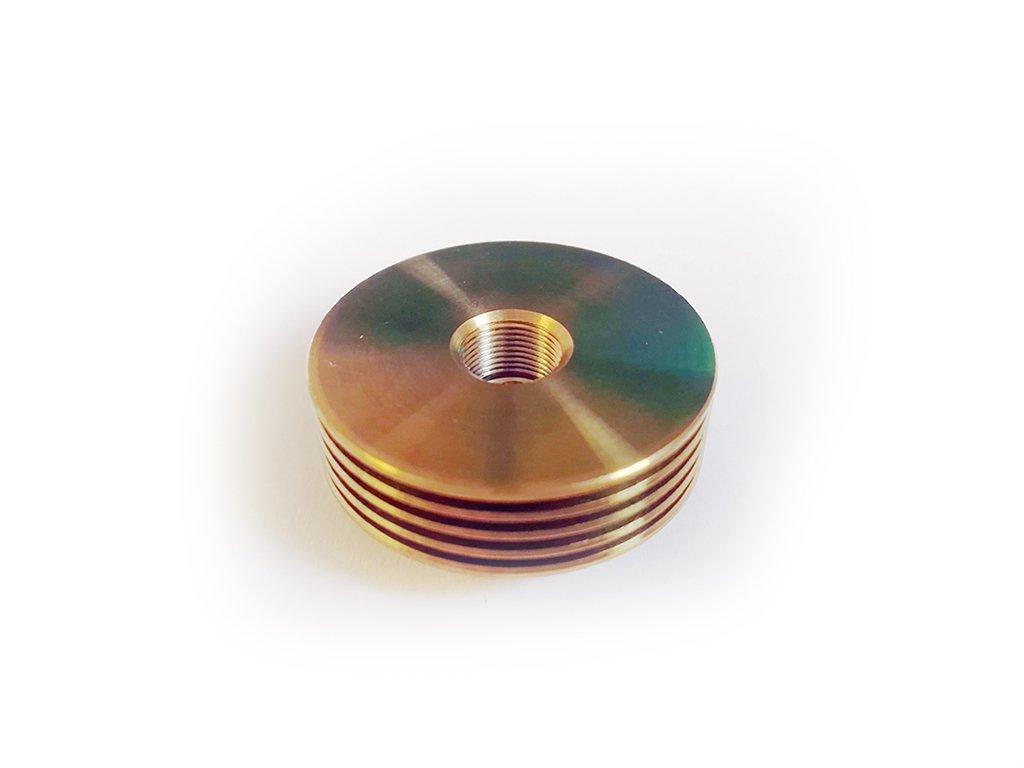 heatsink 30mm zlaty 01