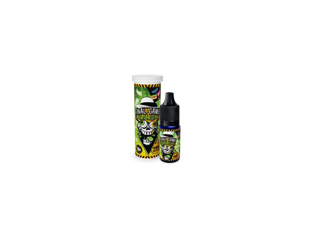 concentrate final game kiwi melon chill pill 10ml