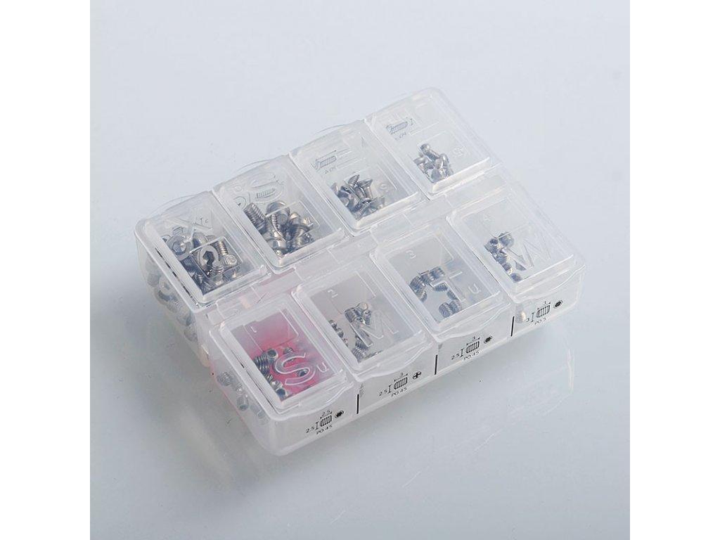 authentic fumytech multiscrew box for rda rta rdta p04 p045 p05