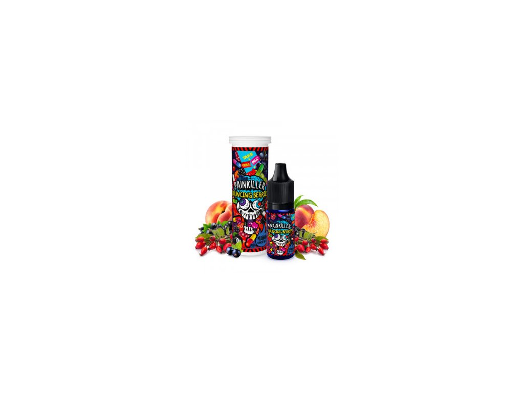 concentre pain killer bouncing berries par chill pill