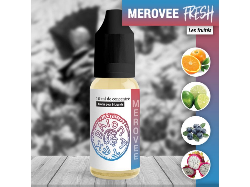 814 mérovée fresh