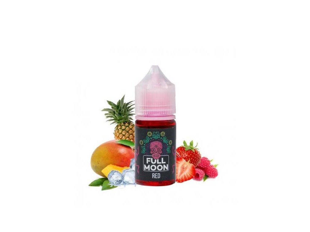 concentrate red 30ml full moon