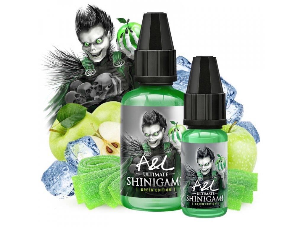 aromes et liquides concentre shinigami green edition 30ml aromes et liquides