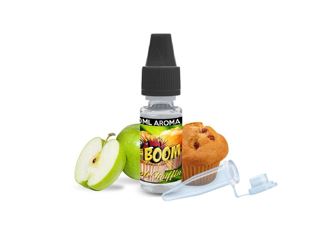K Boom APPLE MUFFIN TESTER