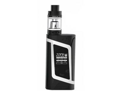 Smok ALIEN 220 W & TFV8 BABY 3 ml Černá Bílá