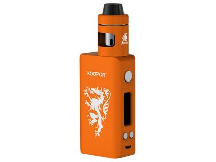 Smok KOOPOR KNIGHT KIT 80 W, 2 ml Oranžová