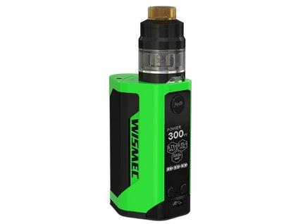 Wismec REULEAUX RX GEN3 300 W & GNOME 2 ml Zelená