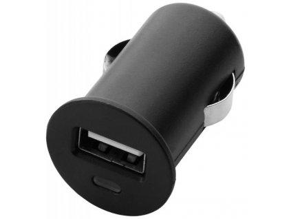 Nabíječka USB DO AUTA Černá