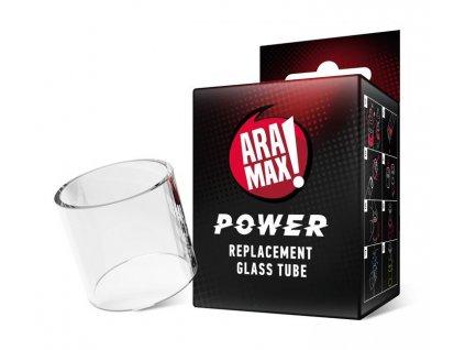 Aramax NÁHRADNÍ SKLO POWER 2 ml, Čiré