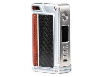 Lost Vape PARANORMAL DNA75C 75 W, Silver Carbon Red