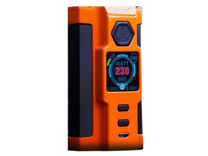 SnowWolf VFENG S TC BOX 230 W, Oranžová