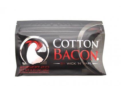 Coil Master COTTON BACON V2, 100% Organická, 10 ks 01
