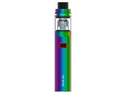 Smok STICK X8 BABY 3000 mAh, 4 ml, Duhová