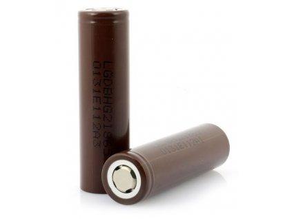 LG Baterie HG2 18650 20 A 3000 mAh