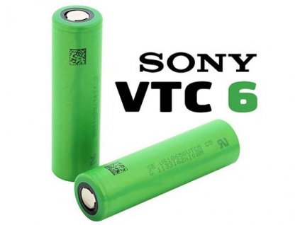 SONY Baterie VTC6 18650 20 A 3000 mAh