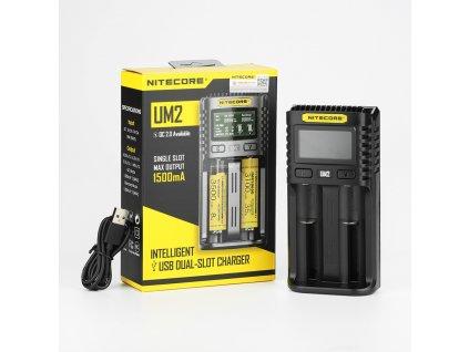 Nitecore UM2 2 slot Quick Charger 005630a452de (1)