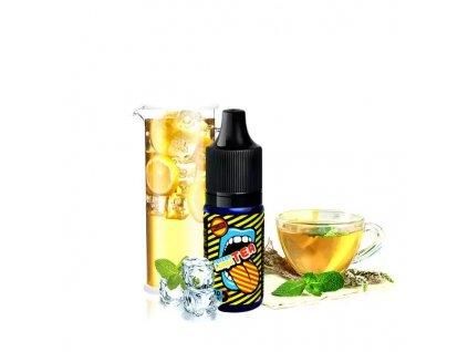 frozen lemon tea