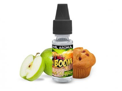 K Boom APPLE MUFFIN