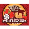 Syrup pancakes