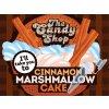 Cinamon Marsh cake test