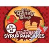 Syrup pancakes test